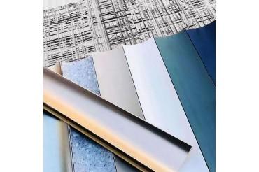 Eco wood panels