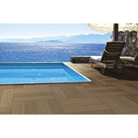 Outdoor tiles for decks and patios