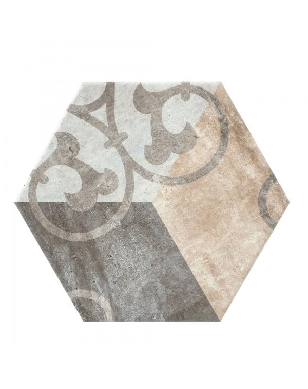 Pattern 3 - Ancient Honeycomb