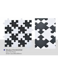 Ceramic Mosaic black & white